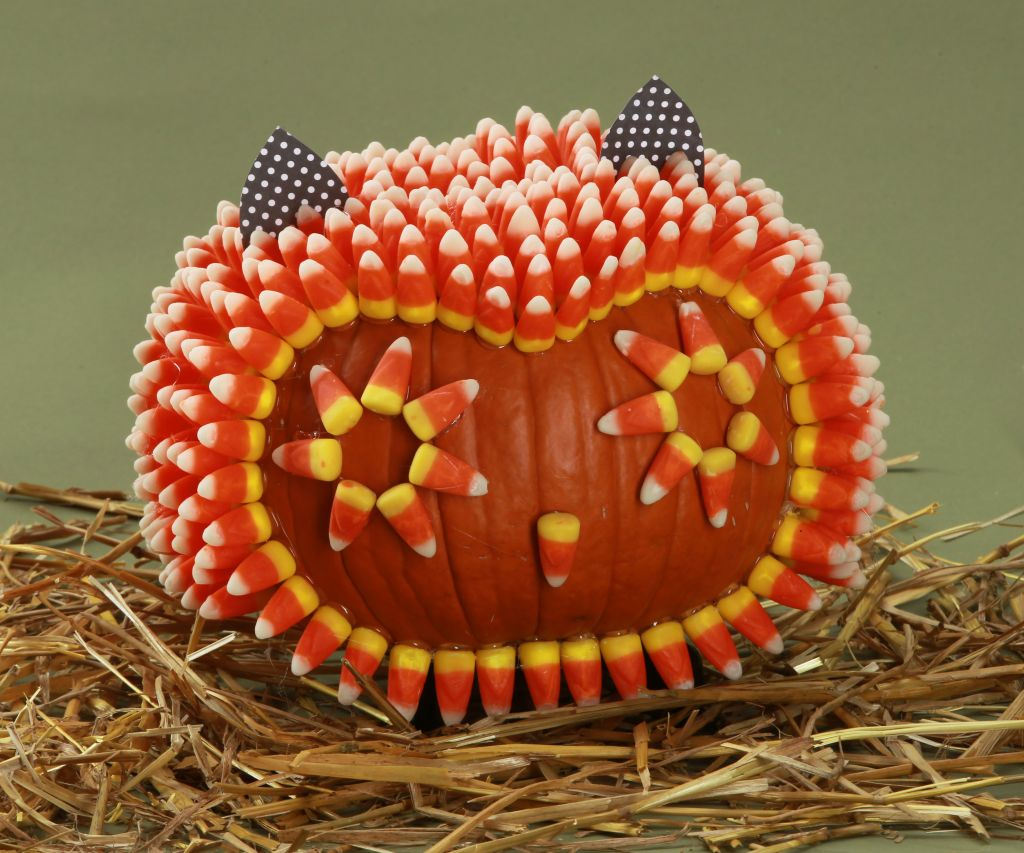 The Classy Housewife 12 Chic Pumpkin Decorating Ideas