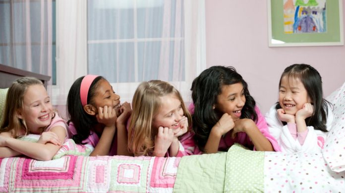 games to play at a sleepover